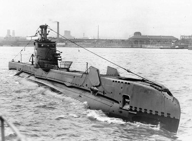 Tìm thấy tàu ngầm từng là cơn ác mộng của phát xít Đức ảnh 1