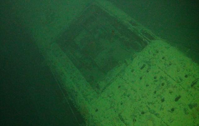Tìm thấy tàu ngầm từng là cơn ác mộng của phát xít Đức ảnh 3