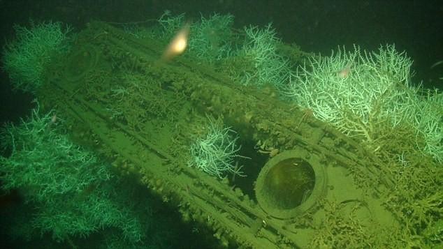 Tìm thấy tàu ngầm từng là cơn ác mộng của phát xít Đức ảnh 2