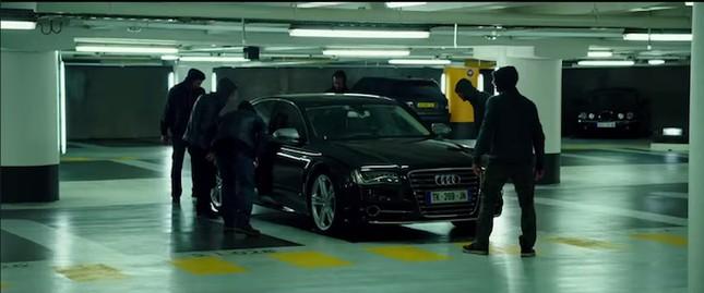 'Người vận chuyển 4' hay bức thư tình gửi Audi S8 ảnh 2