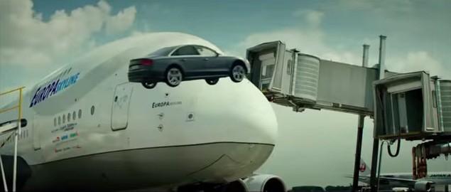 'Người vận chuyển 4' hay bức thư tình gửi Audi S8 ảnh 4