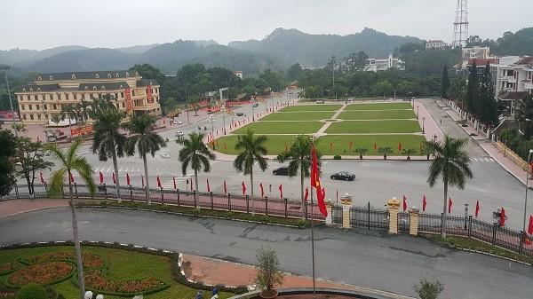 Họp báo công tác tổ chức Đại hội Đảng bộ tỉnh Yên Bái ảnh 1