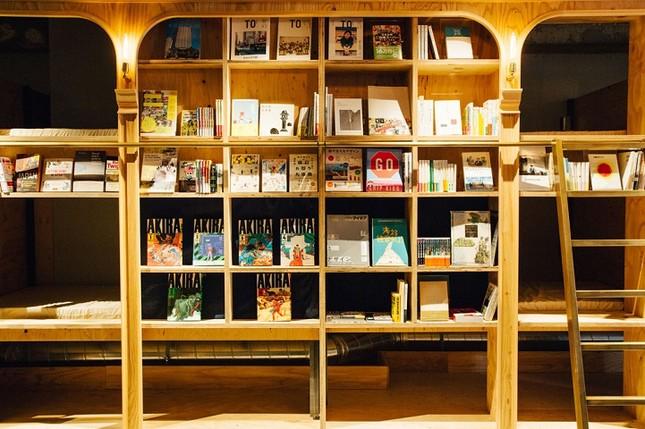 Bên trong khách sạn dành riêng cho 'mọt sách' ảnh 3