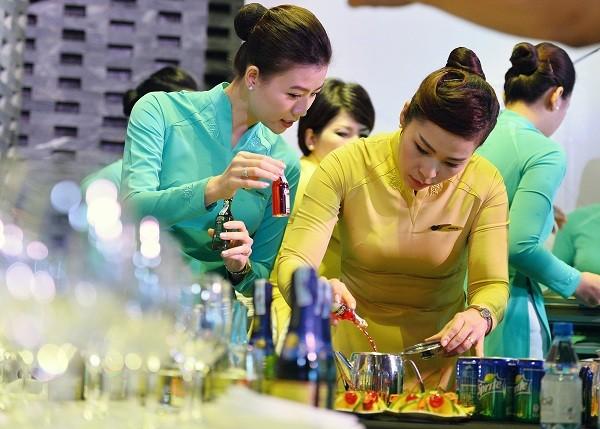 Sự 'sang chảnh' trong dịch vụ 4 sao của Vietnam Airlines ảnh 5