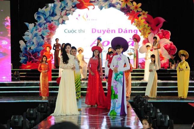 Hoa hậu Kỳ Duyên làm giám khảo 'Duyên dáng áo dài 2016' ảnh 4