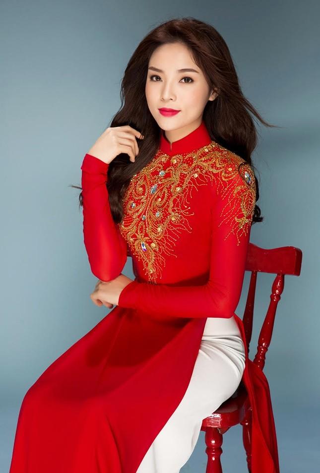 Hoa hậu Kỳ Duyên làm giám khảo 'Duyên dáng áo dài 2016' ảnh 3