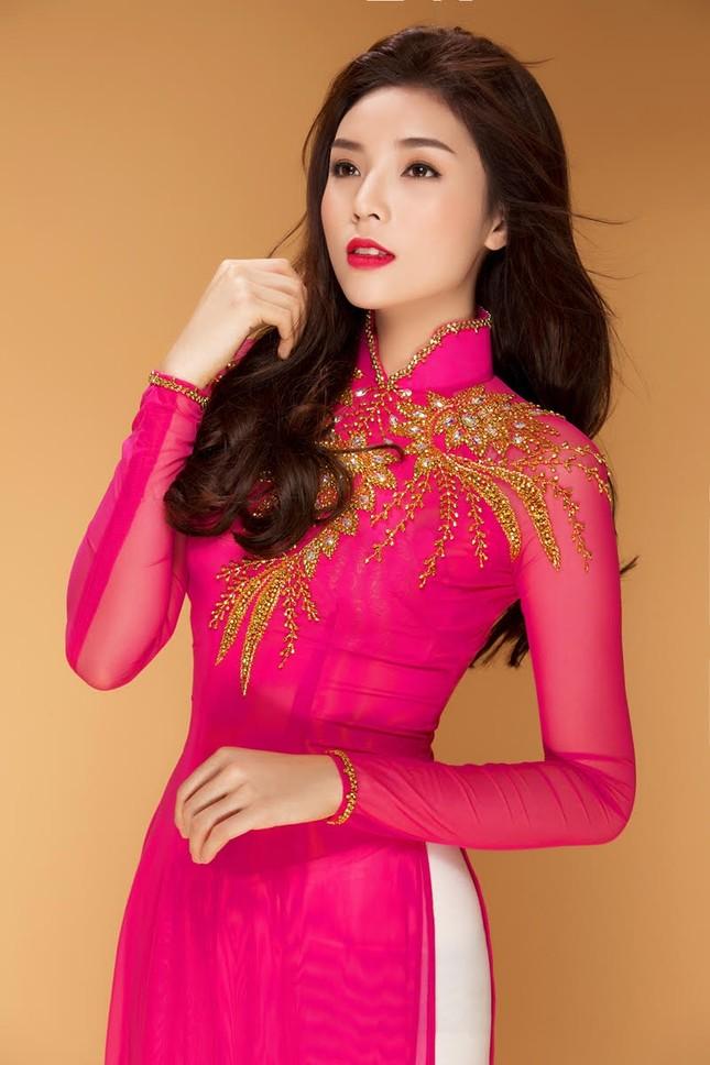 Hoa hậu Kỳ Duyên làm giám khảo 'Duyên dáng áo dài 2016' ảnh 2