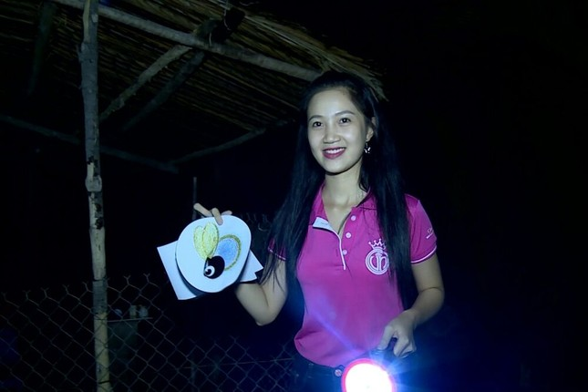 Thí sinh HHVN 2016 Thu Thảo nhận dự án lúc nửa đêm ảnh 2