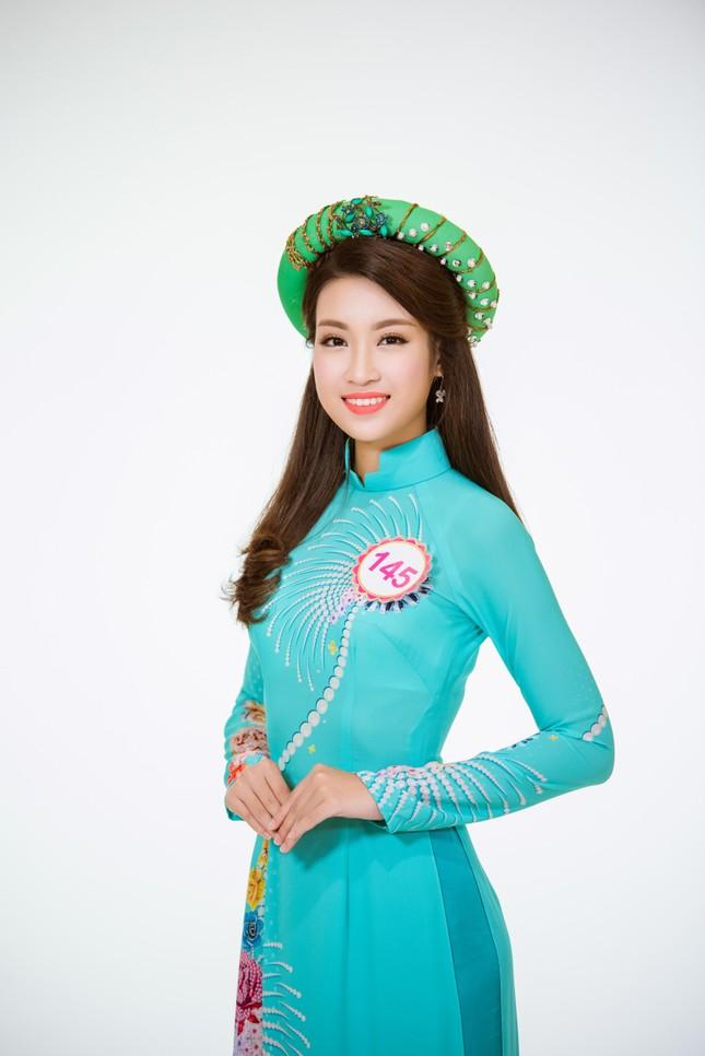 Cận cảnh nhan sắc tân Hoa hậu Việt Nam 2016 Đỗ Mỹ Linh ảnh 1