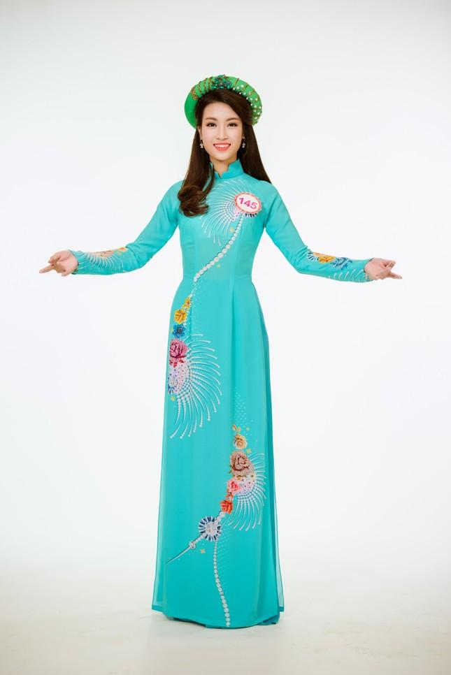 Cận cảnh nhan sắc tân Hoa hậu Việt Nam 2016 Đỗ Mỹ Linh ảnh 4