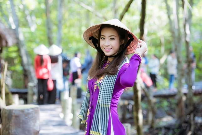 Cận cảnh nhan sắc tân Hoa hậu Việt Nam 2016 Đỗ Mỹ Linh ảnh 9