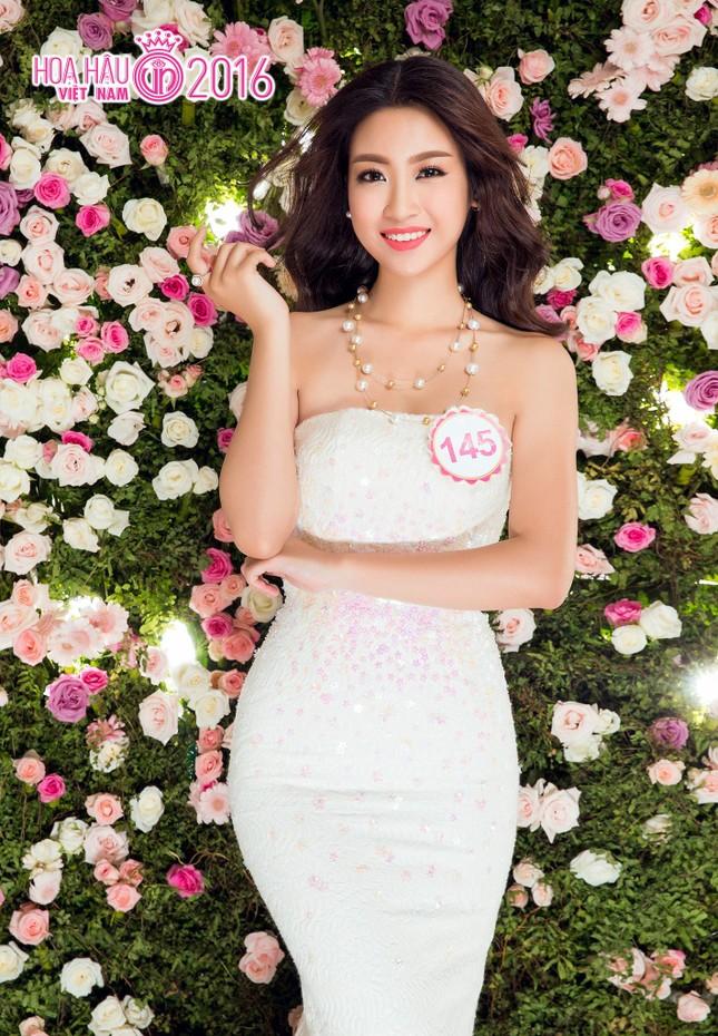 Cận cảnh nhan sắc tân Hoa hậu Việt Nam 2016 Đỗ Mỹ Linh ảnh 2