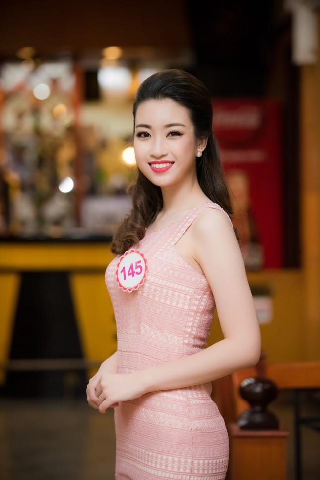 Cận cảnh nhan sắc tân Hoa hậu Việt Nam 2016 Đỗ Mỹ Linh ảnh 8