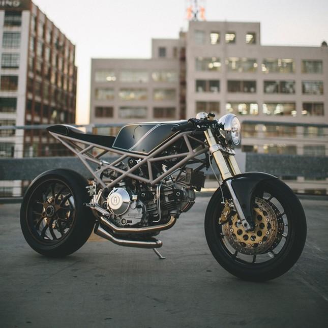 Chiêm ngưỡng 5 chiếc Ducati độ đẹp nhất mọi thời đại ảnh 2