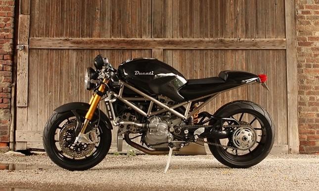 Chiêm ngưỡng 5 chiếc Ducati độ đẹp nhất mọi thời đại ảnh 4