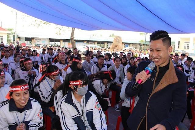 Chủ Nhật Đỏ Quảng Ninh: Lan tỏa sự yêu thương ảnh 9