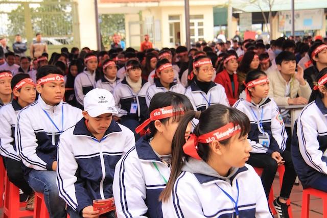 Chủ Nhật Đỏ Quảng Ninh: Lan tỏa sự yêu thương ảnh 3