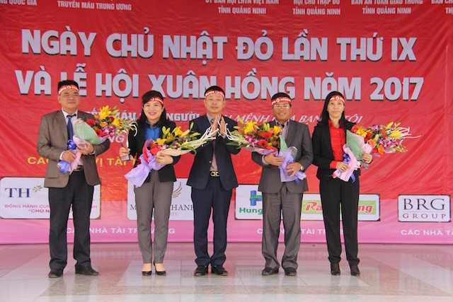 Chủ Nhật Đỏ Quảng Ninh: Lan tỏa sự yêu thương ảnh 2