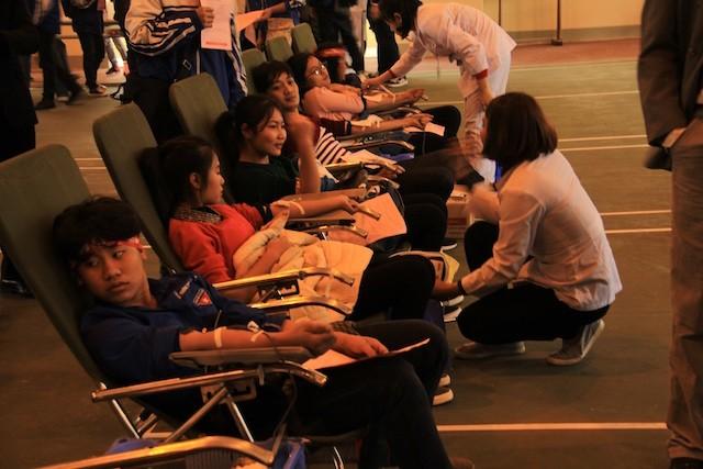 Chủ Nhật Đỏ Quảng Ninh: Lan tỏa sự yêu thương ảnh 6