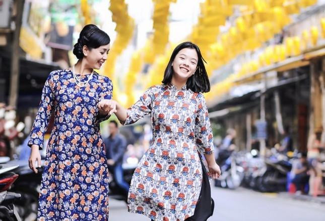 Nhan sắc hai con gái của diễn viên Chiều Xuân ảnh 6