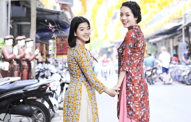 Nhan sắc hai con gái của diễn viên Chiều Xuân ảnh 7