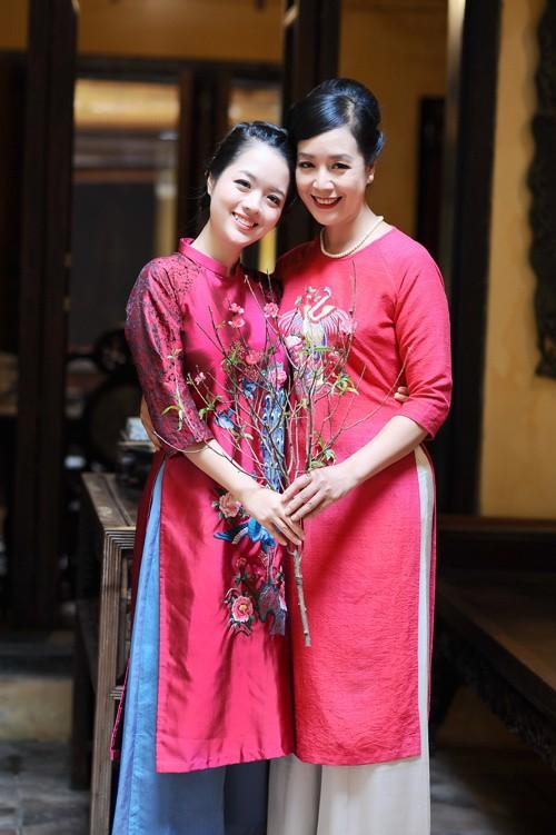 Nhan sắc hai con gái của diễn viên Chiều Xuân ảnh 3