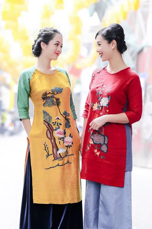 Nhan sắc hai con gái của diễn viên Chiều Xuân ảnh 4