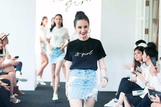 Angela Phương Trinh lần đầu ra mắt bộ sưu tập thời trang ảnh 1
