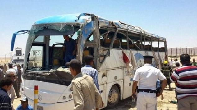 Đáp trả vụ xả súng, Ai Cập không kích căn cứ khủng bố ở Libya ảnh 2