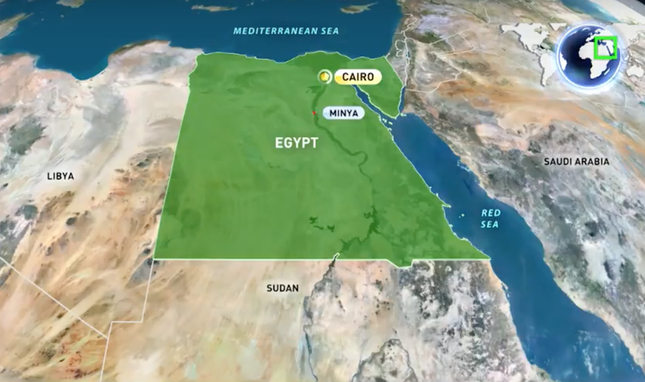 Đáp trả vụ xả súng, Ai Cập không kích căn cứ khủng bố ở Libya ảnh 1