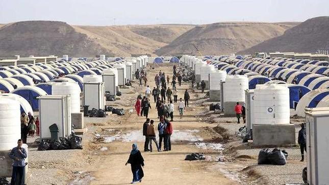 Iraq: 752 người ngộ độc tập thể sau bữa 'xả chay' tháng Ramadan ảnh 1