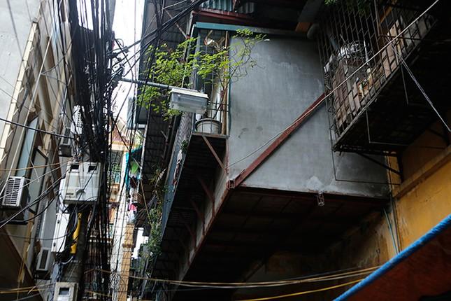 Muôn kiểu 'chuồng cọp' không lối thoát hiểm ở Thủ đô ảnh 7