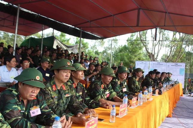 Sư đoàn 324 diễn tập thực binh bắn đạn thật khu vực phòng thủ tỉnh Nghệ An năm 2017 ảnh 1