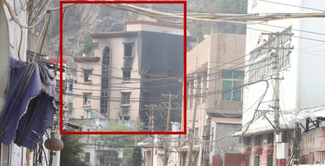 Nhà dân cháy phừng phừng lúc 1h sáng, 11 người chết thảm ảnh 1