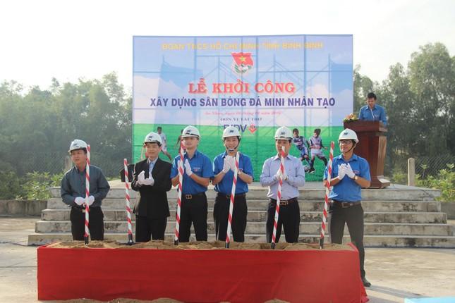 Tuổi trẻ đất võ Bình Định: Hàng nghìn công trình thiết thực, ý nghĩa ảnh 3