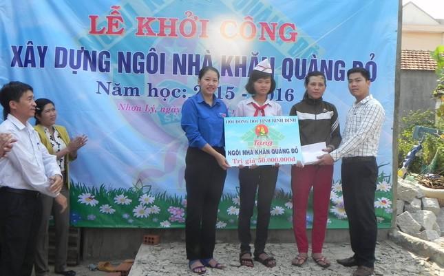 Tuổi trẻ đất võ Bình Định: Hàng nghìn công trình thiết thực, ý nghĩa ảnh 4