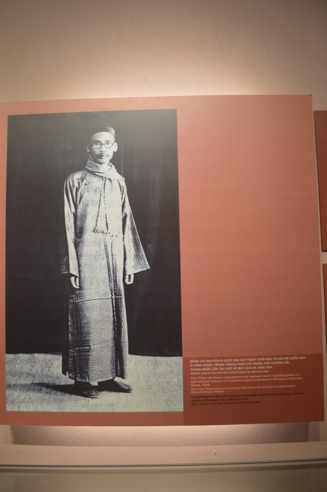 Triển lãm 'Ảnh hưởng của Cách mạng Tháng Mười Nga tới Cách mạng Việt Nam' ảnh 4
