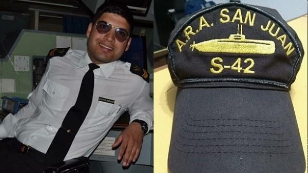 Hai thủy thủ thoát nạn vì rời tàu ngầm ARA San Juan vào phút chót ảnh 1