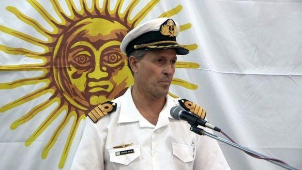 Hải quân Argentina: Thủy thủ tàu ngầm ARA San Juan có thể còn sống ảnh 1