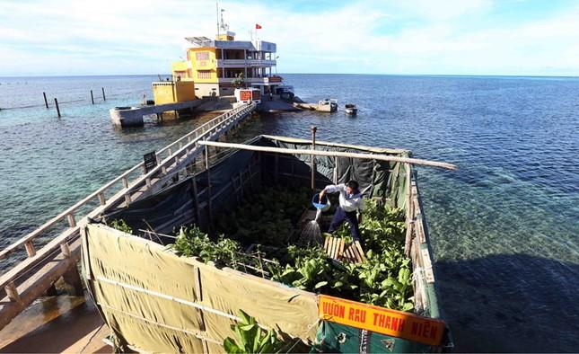 Khoảnh khắc đẹp về biển đảo Tổ quốc ảnh 1