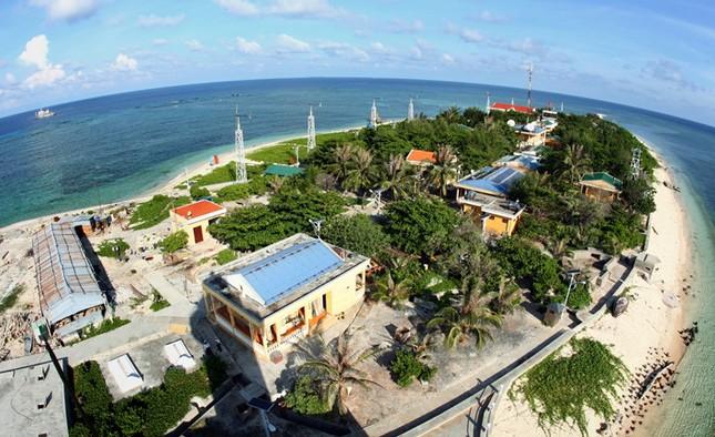 Khoảnh khắc đẹp về biển đảo Tổ quốc ảnh 7