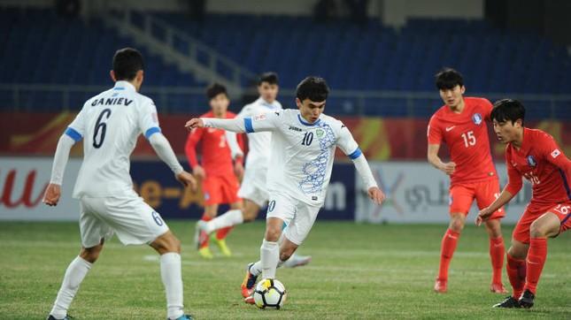Tiết lộ 10 điều ít biết về U23 Việt Nam và U23 Uzbekistan ảnh 4
