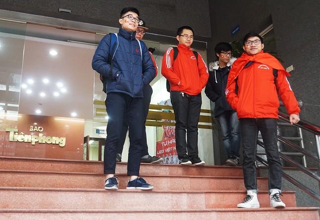 U23 Việt Nam: 'Không quản mưa tuyết, cứ ra sân là 'chiến' thôi' ảnh 33