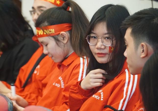 U23 Việt Nam: 'Không quản mưa tuyết, cứ ra sân là 'chiến' thôi' ảnh 39