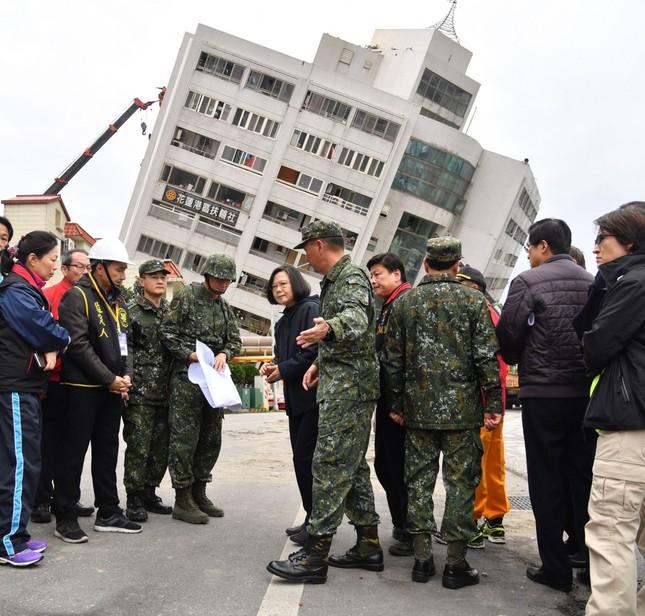 Gần 400 người thương vong, mất tích trong trận động đất ở Đài Loan ảnh 4