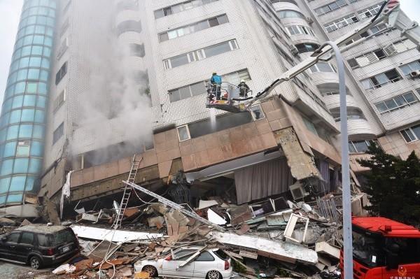 Gần 400 người thương vong, mất tích trong trận động đất ở Đài Loan ảnh 3
