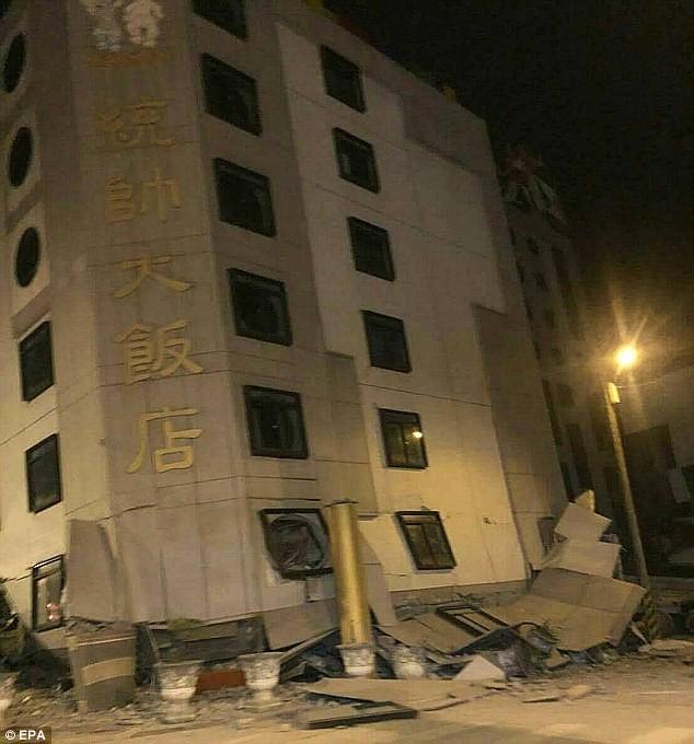 Gần 400 người thương vong, mất tích trong trận động đất ở Đài Loan ảnh 6