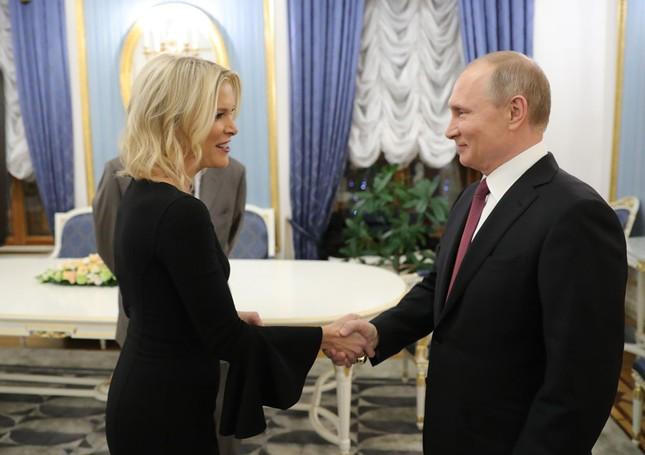 Ông Putin phản ứng quyết liệt trước cáo buộc Nga can thiệp bầu cử Mỹ ảnh 2