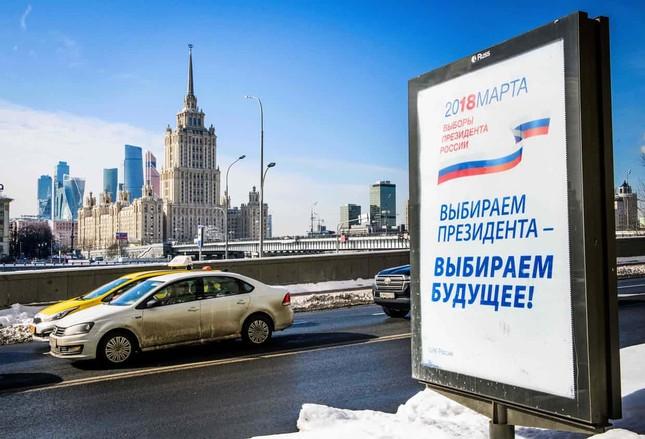 Tín hiệu mừng cho ông Putin trước thềm bầu cử Tổng thống Nga ảnh 3
