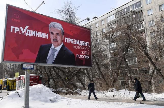 Tín hiệu mừng cho ông Putin trước thềm bầu cử Tổng thống Nga ảnh 2